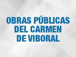 Obras Públicas del Carmen de Viboral